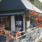 獺祭の蔵見学。桜井社長に案内して頂きました